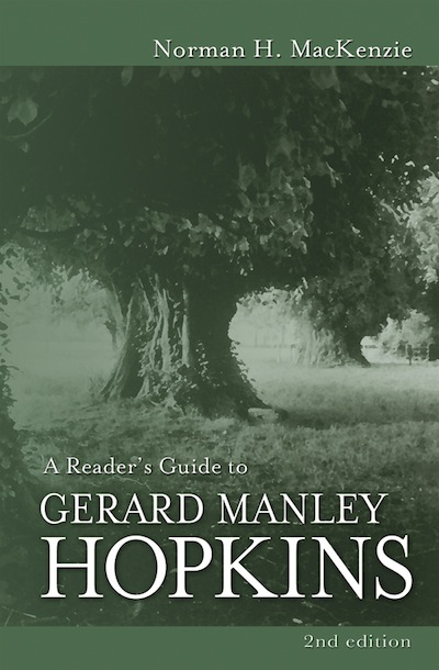 Reader's Guide to Gerard Manley Hopkins, A. Norman H. MacKenzie.