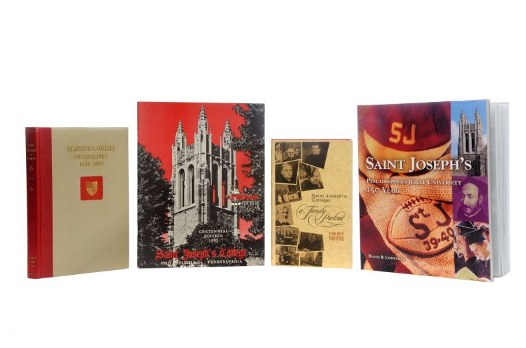 Four Published Histories of Saint Josephs' University; - 1927, 1951, 1976, and 2000. Saint Joseph's University Press.